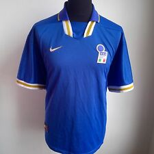 ITALIE ITALIA 1996 Home Football Shirt Nike Jersey Taille Adulte XL