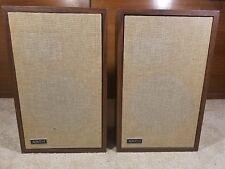 vintage speakers ebay. Black Bedroom Furniture Sets. Home Design Ideas