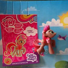 My Little Pony CHERRY SPICES Cutie Mark Magic wave 12 mini blind bag Loose