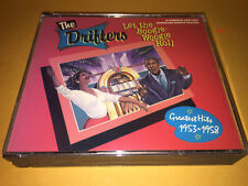 THE DRIFTERS 40 hits CD money honey LET BOOGIE WOOGIE ROLL drip drop HONKY TONKY