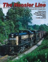 The HOOSIER Line: MONON Railroad Historical Society, 3rd Qtr 2017, NEW issue