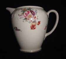 Antique Wedgwood & Co Ltd Queens Ivory England Jug Ewer Excellent Condition
