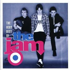 THE JAM THE VERY BEST OF CD ALBUM (Greatest Hits)