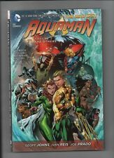 Aquaman: The Others - New 52 - Vol 2 - Hardcover Tpb - (9.2) 2013