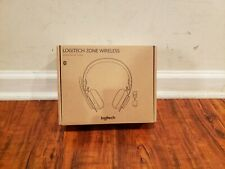 Logitech Zone Wireless Bluetooth Headset Black 981-000913 made for iPhone iPad