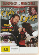 Bud Spencer: CATS AND DOGS *New & SEALED* ALL Regions (Plays on any Player)