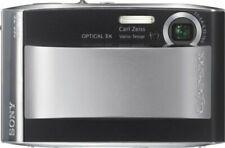 Sony Cybershot DSC-T5/B 5.1MP Digital Camera with 3x Optical Zoom (Black)