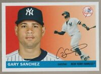 Gary Sanchez 2020 Topps Archives Photo Variation #21 Yankees