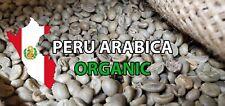 5 LBS HIGH ALTITUDE PERUVIAN PERU UNROASTED GREEN COFFEE BEANS - ORGANIC ARABICA