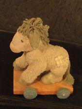 Cherished Teddies 1993 Donkey Friendshp Pulls Us Through #912867