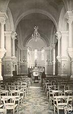 06 - cpsm - Monastère Sainte Claire - La chapelle