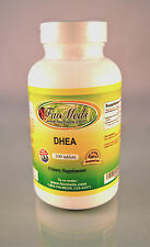 DHEA 25mg, anti-aging, bone density, lupus, Made in USA -  100 tablets