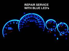Blue Led Back Light Kit for 03-06 GM GMC Speedometer Instrument Gauge Clusters