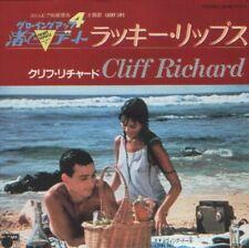 "Cliff Richard-lucky lips.7"" japanese promo"