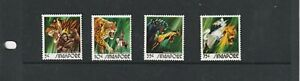 SINGAPORE 1973 ZOO MNH SUPERB