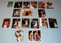 Lot Latrell Sprewell & Allan Houston Rookies Cards Buy 1 Get 1 *FREE SHIPPING*