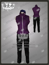 Anmie Future Diary Uryuu Minene cosplay costume customize Purple version
