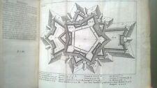 Dictionnaires du temps pour la guerre -l'Admiral - EO Lottin & Butard 1747 Rare