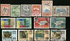 CEYLON Postage Sets Stamp Collection Asia Sri Lanka Used