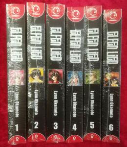 Elfen Lied Mystery Sci-Fi Manga Tokyopop 2009-10 Bände 1 bis 6 komplett