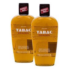 (28,13€/L) 2x Tabac Original Bade & Duschgel 400ml