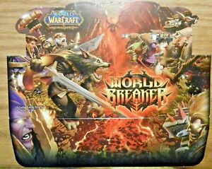 World of Warcraft TCG: Worldbreaker Complete Card Set (All 270 Cards)