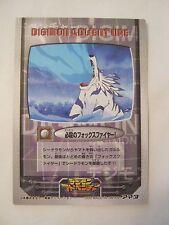 Digimon Adventure Game Card TC-NO 13, 1999, Japanese Language (VG) (011-39)