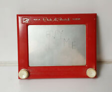 Vintage Etch a Sketch  - Works