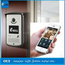 EBELL ATZ-DBV03P Smart Doorbell HD 720P WiFi IP P2P Home Security Night vision