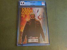 Old Man Logan 1 CGC 9.8 Comic