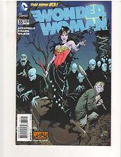 WONDER WOMAN #35 VARIANT NEW 52, 1st Print, NM or better, DC Comics (Sept. 2014)