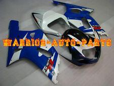 Fairing For Suzuki GSXR 600 750 K1 2001 2002 2003 Plastic Injection Bodywork M80