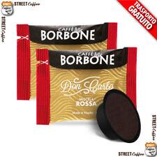 100 Capsule Caffè Borbone Don Carlo Miscela Rossa compatibili a Modo Mio gratis