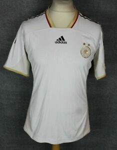 GERMANY PLAYER ISSUE HOME FOOTBALL SHIRT 11-12 ADIDAS WOMENS XL