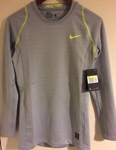 Nike Pro Hyperwarm Long Sleeve Training Top Size - Medium BNWT