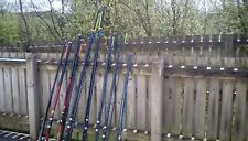 Used Sea Fishing Rods: Sold as Job Lot, several different brands sizes and casts