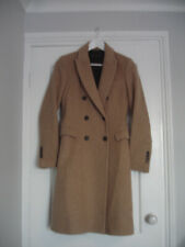 Zara Wool Camel Coat~ Size Small ~ Used but excellent condition