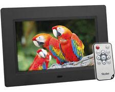 Rollei Anzeigeformat TFT digitale Bilderrahmen mit 16:9 Display-Seitenverhältnis