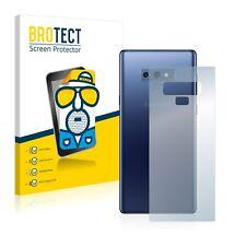 2x Film Protection Mat pour Samsung Galaxy Note 9 (Arrière) Protecteur Ecran
