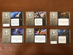X-Wing Miniatures 2.0 2nd Edition- Illicit Upgrade Cards