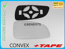 Wing Mirror Glass For OPEL ASTRA H MK 5 2004-09 Convex + Back plate Right /F019