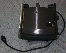BREVILLE Panini Grill TG425XL Brushed Stainless Steel~ 1500 Watt NIB, used