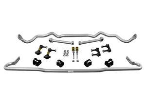 Whiteline BSK017 Sway Bar Vehicle Kit fits Subaru WRX 2.0 (VA), STI 2.5 (VA)