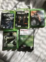 Call of Duty Collection Ghosts Black Ops Infinite Warfare World At War Xbox One