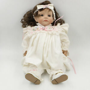 """Marci Cohen Vintage Crying Doll 19"""" x 9"""" x 7"""""""