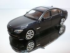 MINICHAMPS BMW 7 SERIE - GREY METALLIC 1:43 - EXCELLENT - 24+25