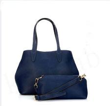 LouenHide Baby Chicago Handbag with an Internal Purse - Deep Navy Colour
