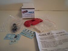 AXEL R KIT SAUBER BMW C5 #21 LEMANS 1977 1/43RD SCALE    IN  BOX.