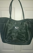 Nine West large tote bag in dark green