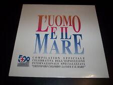 "Artisti Vari ""L'uomo e il mare"" LP Fonit Cetra TLPX 324 DALLA-MINA-NOMADI-VASCO"